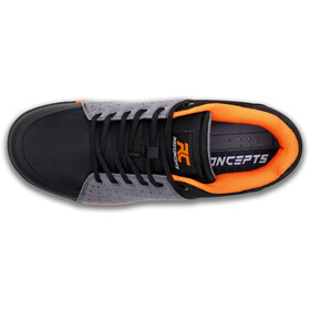 Ride Concepts Livewire Schuhe Herren charcoal/orange